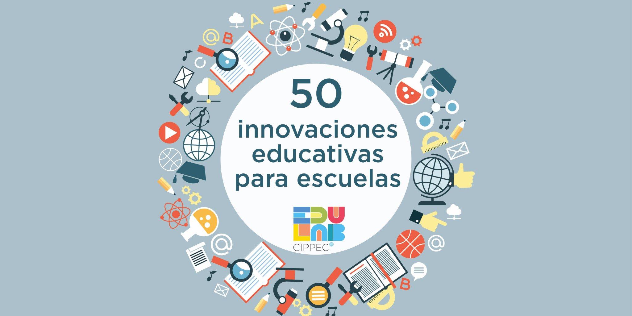 50 innovaciones educativas para escuelas