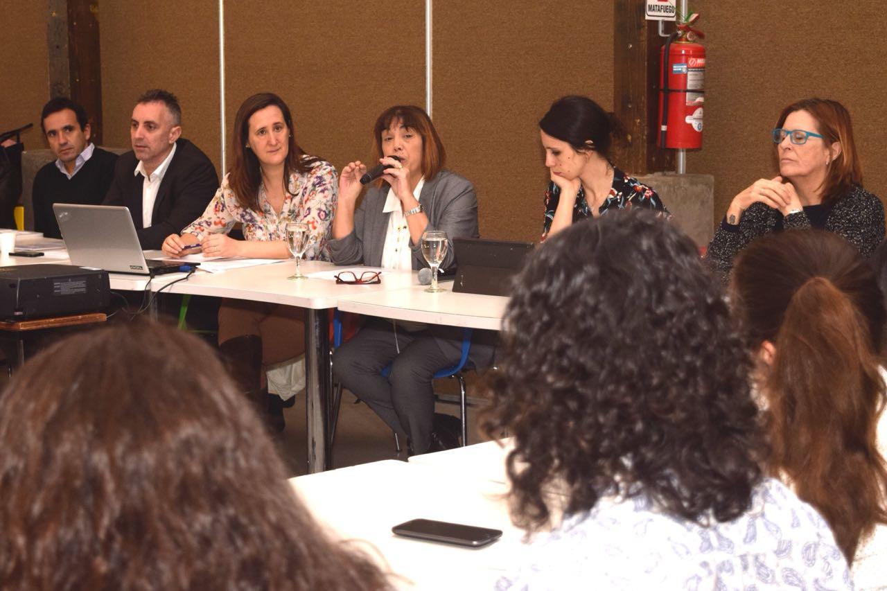"""Florencia Caro Sachetti (CIPPEC) en el evento """"Hacia un presupuesto con perspectiva de género"""""""